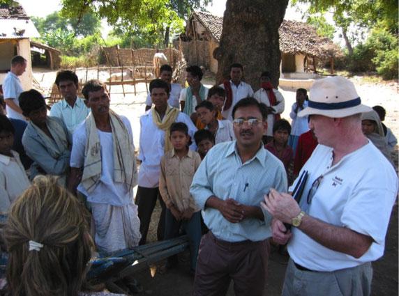 India Canada Telecommunications Operation Project