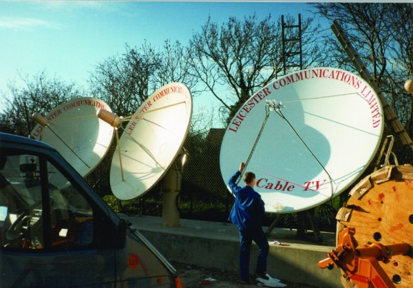 United Kingdom Telecom and Cable Network Build