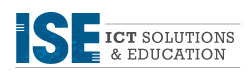 ISE ICT solutions and education-logo